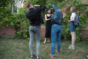 Обучение фотографии в Гомеле